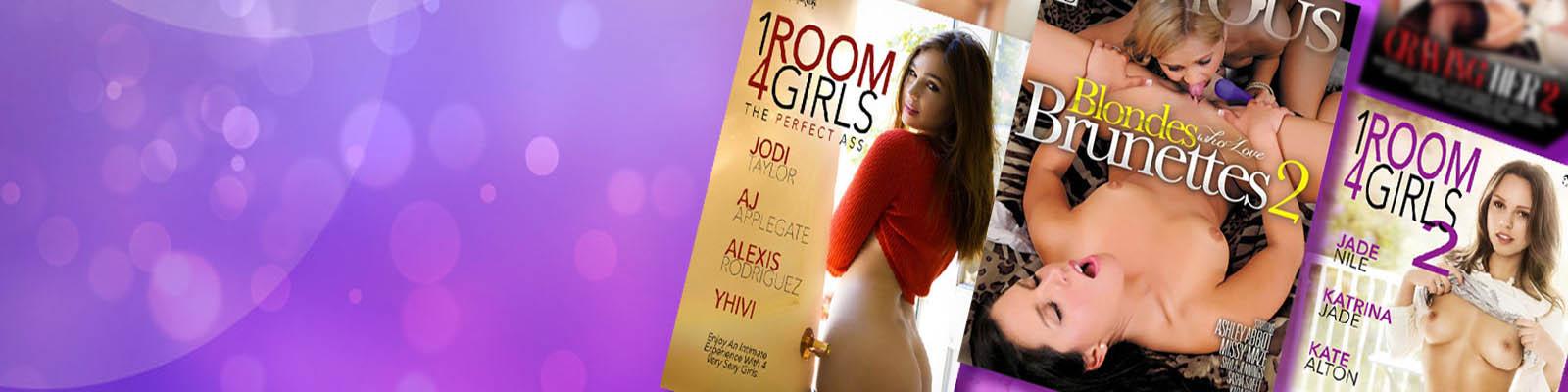 Lesbian Adult DVDs On Sale Now